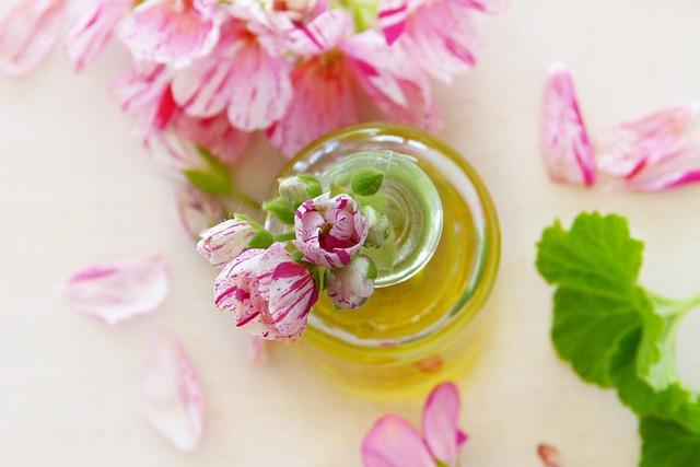 comment utiliser l'huile essentielle de géranium ?